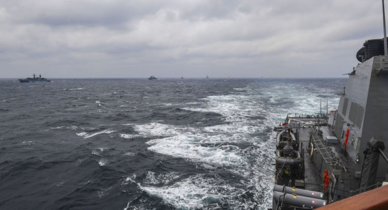 Ministerstwo obrony Rosji: żadnych incydentów na Morzu Czarnym nie było - GospodarkaMorska.pl