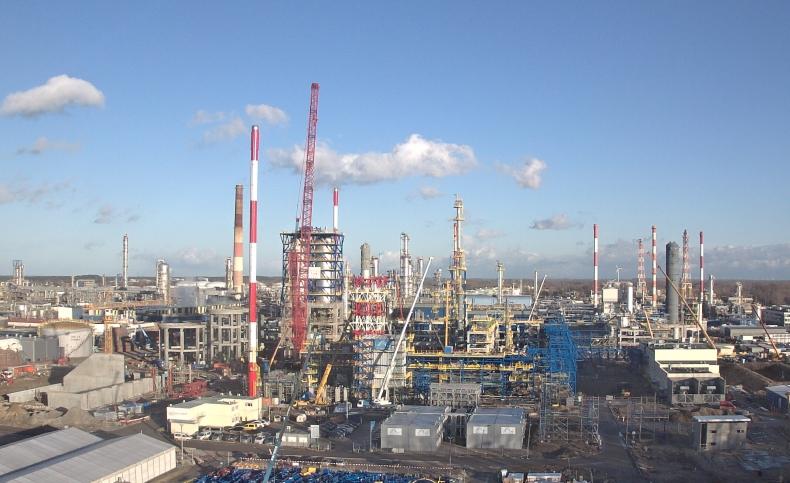 Rafineria w Gdańsku będzie jak nowa – największy remont w historii Grupy LOTOS - GospodarkaMorska.pl
