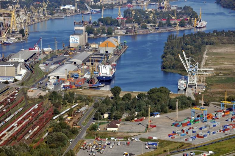 Porty Szczecin i Świnoujście liczą na większy obrót, dzięki inwestycjom - GospodarkaMorska.pl