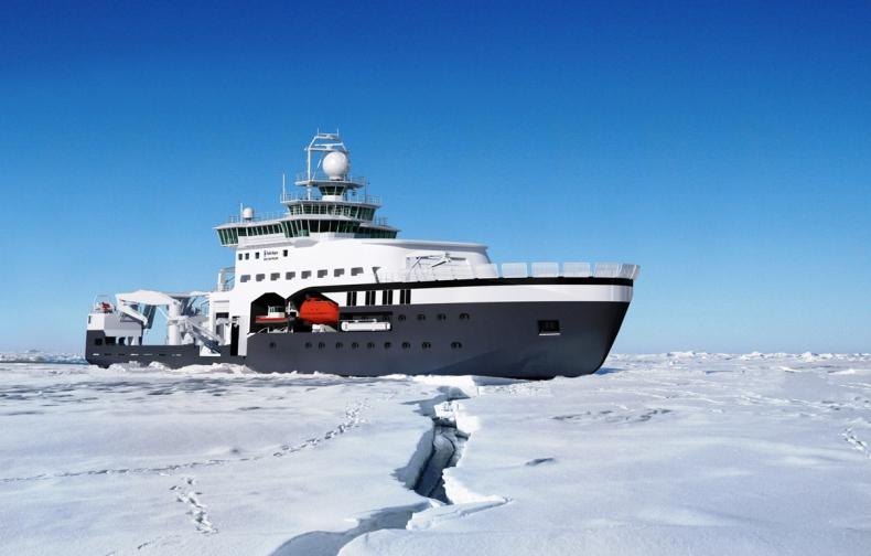 Do Norwegii niedługo trafi nowoczesny statek badawczy - GospodarkaMorska.pl