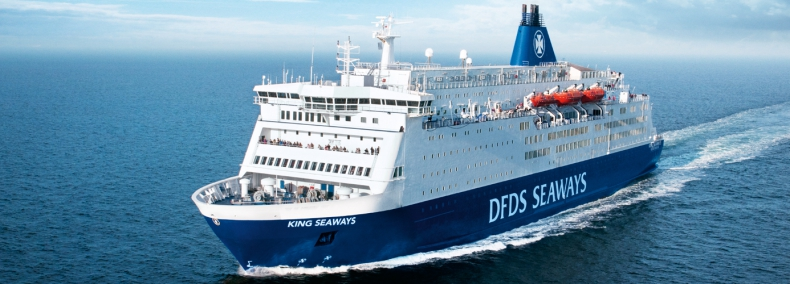 Kolejne dwa promy DFDS przeszły modernizację - GospodarkaMorska.pl