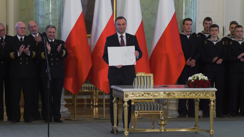 Porozumienie o rozwoju śródlądowych dróg wodnych ratyfikowane przez prezydenta (wideo) - GospodarkaMorska.pl