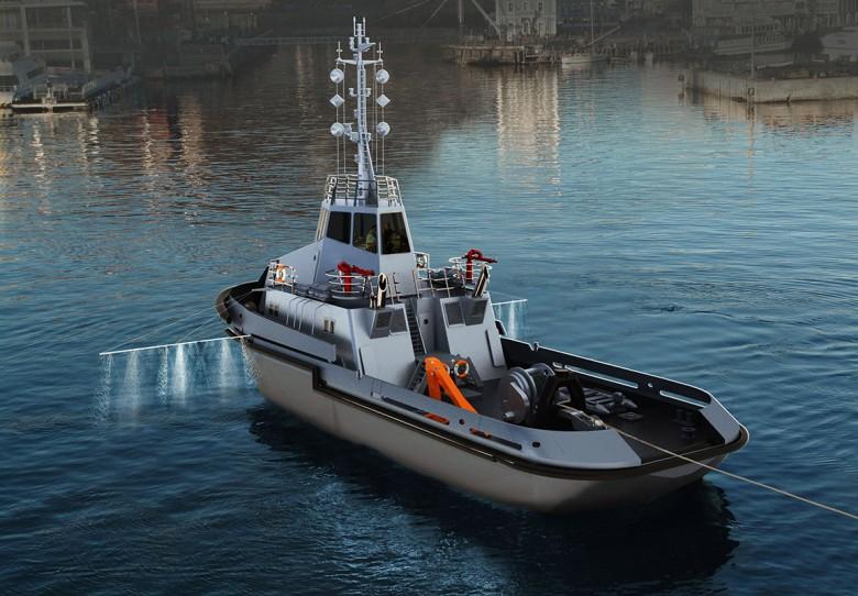 Inspektorat MON unieważnił przetarg na holowniki dla Marynarki Wojennej - GospodarkaMorska.pl