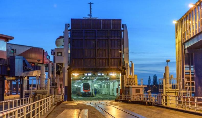 Pierwszy pociąg z Siedlec wypłynął do Norwegii - GospodarkaMorska.pl
