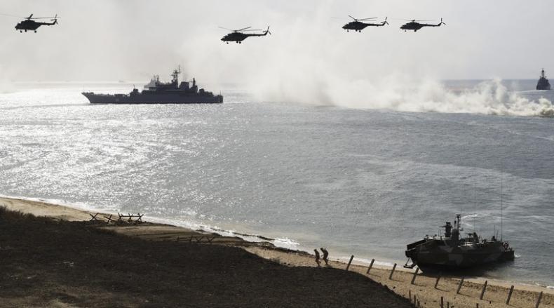 Armia rosyjska rozpoczęła manewry na Krymie - GospodarkaMorska.pl