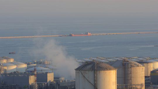 W Hiszpanii nadal dwie osoby zaginione po kolizji kutra i rosyjskiego tankowca - GospodarkaMorska.pl