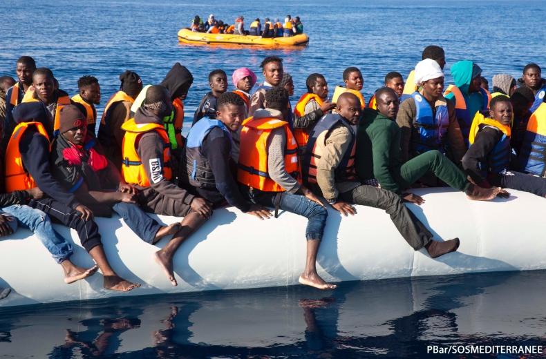 Ponad 200 migrantów mogło utonąć u wybrzeży Libii - GospodarkaMorska.pl