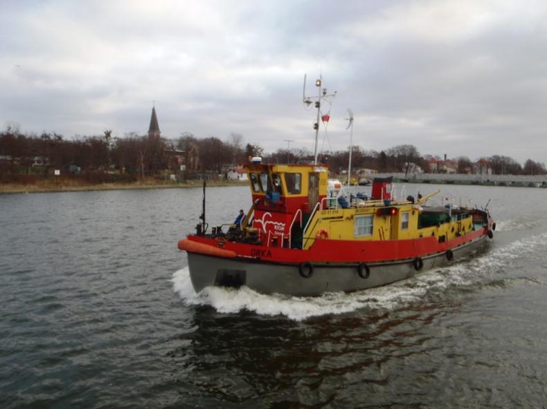 Morska Stocznia Remontowa Gryfia zbuduje lodołamacze dla RZGW Gdańsk - GospodarkaMorska.pl