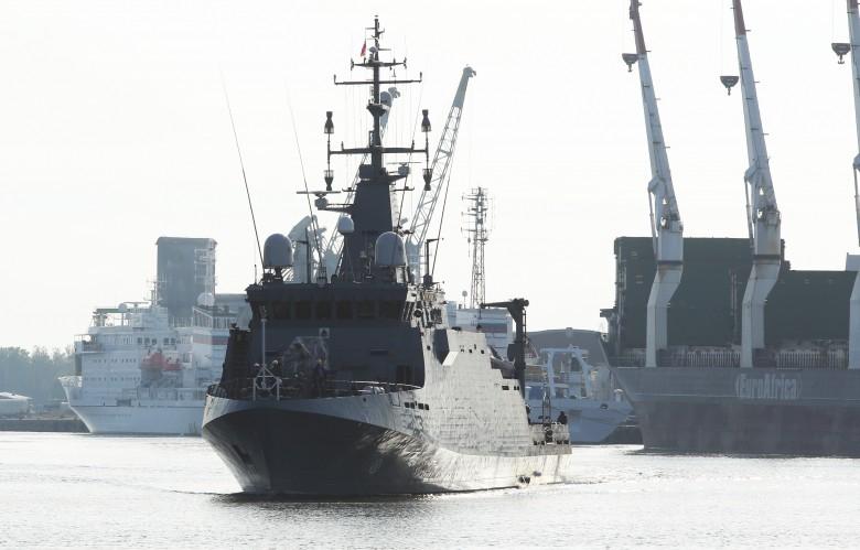 """""""Kormoran"""" prawie gotowy. Nie wiadomo, czy RSB zbuduje kolejne - GospodarkaMorska.pl"""