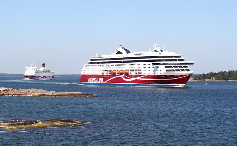 Niezwykła inicjatywa Viking Line. W taki sposób armator pomaga środowisku - GospodarkaMorska.pl