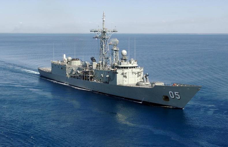 Jach: w 2017 r. podejmiemy decyzję o zakupie używanych australijskich fregat dla MW - GospodarkaMorska.pl