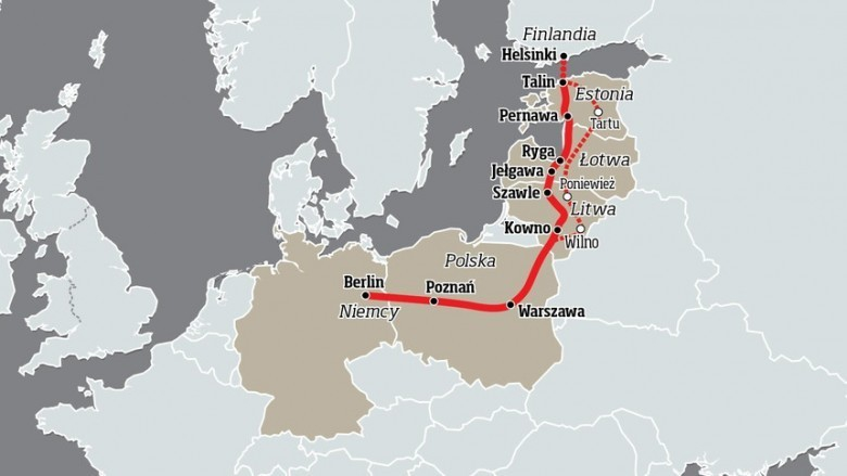 Ogłoszono przetargi na obwodnicę Łomży na trasie S61 Via Baltica - GospodarkaMorska.pl