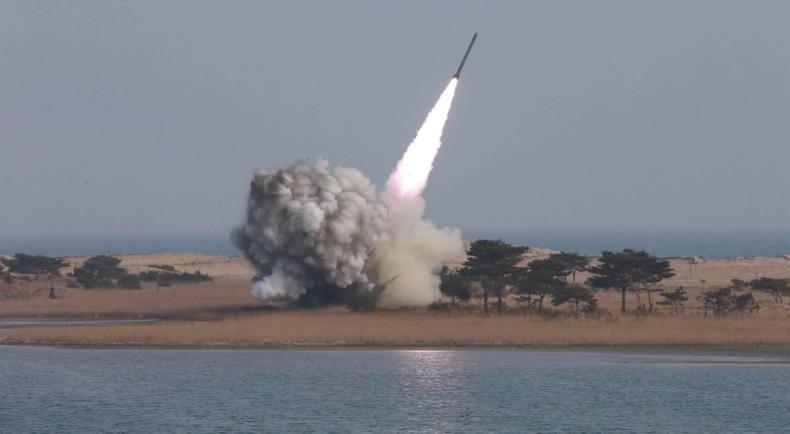 Korea Północna wystrzeliła rakietę balistyczną - GospodarkaMorska.pl