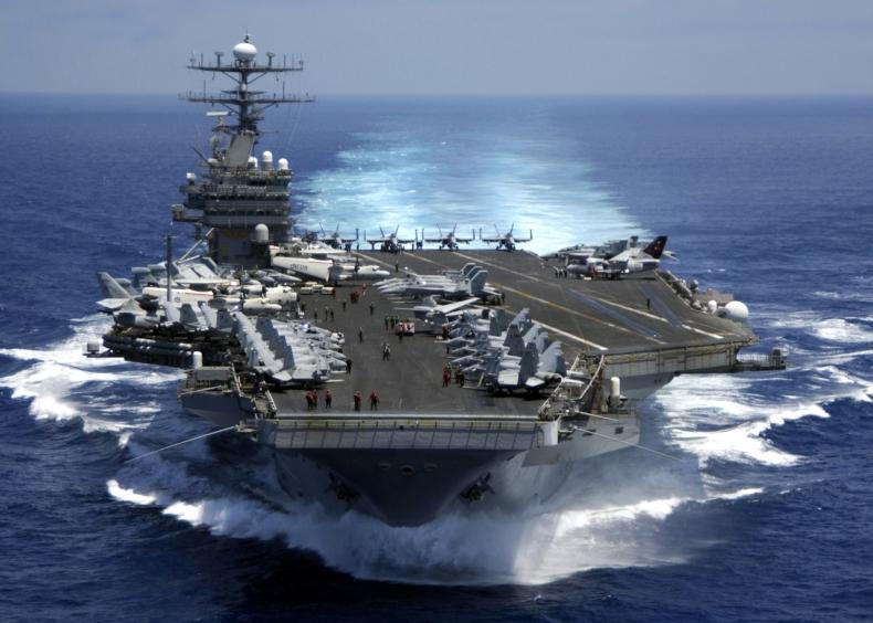 USA wysłały w kierunku Korei Północnej okręty marynarki wojennej - GospodarkaMorska.pl