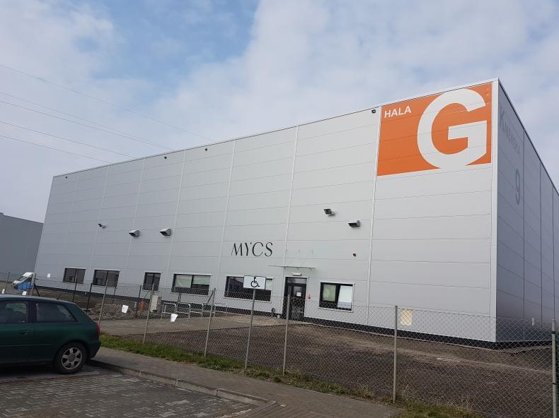 Waimea Holding oddaje do użytkowania halę G w North-West Logistic Park 2 w Szczecinie - GospodarkaMorska.pl