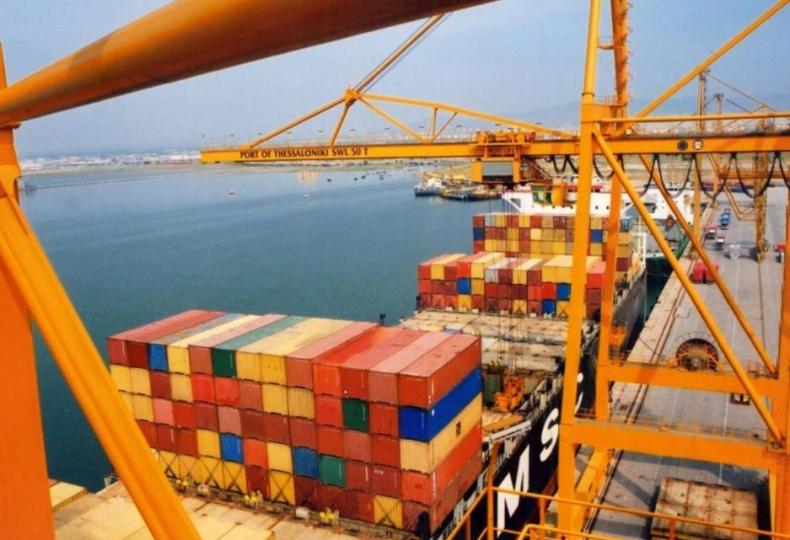Grecja chce więcej pieniędzy za sprzedaż portu w Salonikach - GospodarkaMorska.pl