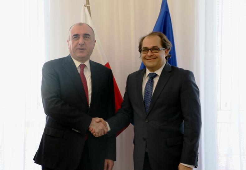 Minister Spraw Zagranicznych Azerbejdżanu z wizytą w resorcie - GospodarkaMorska.pl