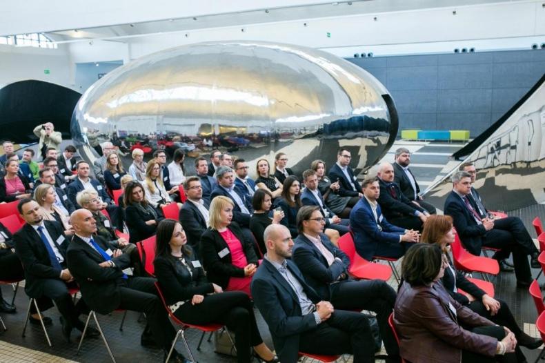 Spotkanie ludzi biznesu w Muzeum Emigracji na Baltic Sea Business Mixer - GospodarkaMorska.pl