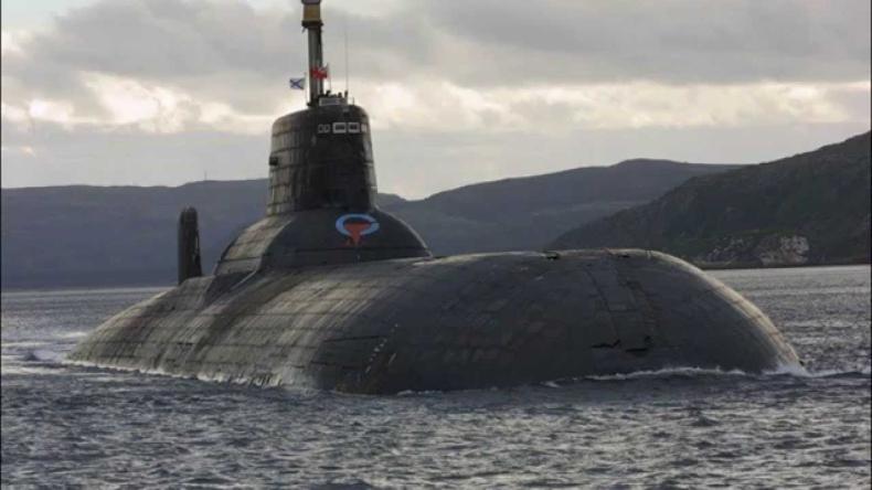 Rosja wyśle największy okręt podwodny na Bałtyk - GospodarkaMorska.pl