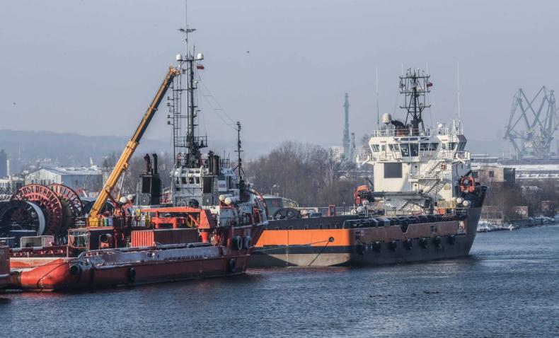 Chrzest nowego statku Lotos Petrobaltic (wideo) - GospodarkaMorska.pl