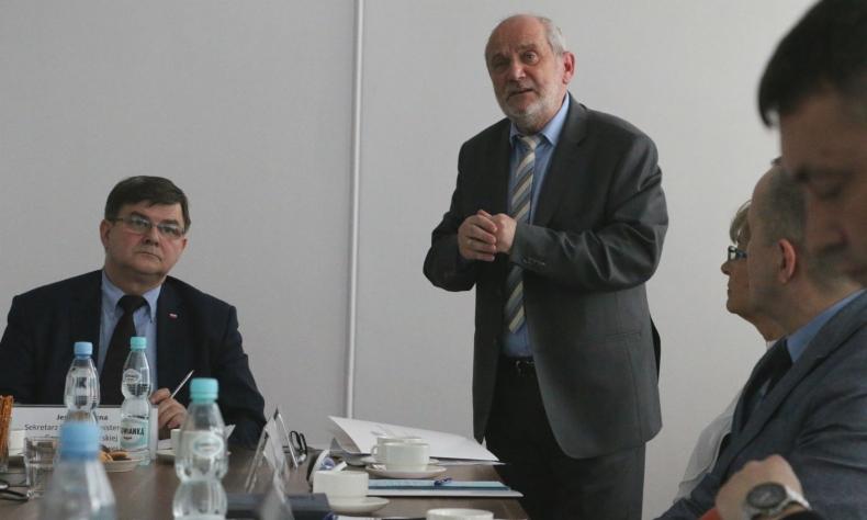 Spotkanie Rady ds. Promocji Żeglugi Śródlądowej w nowym składzie - GospodarkaMorska.pl