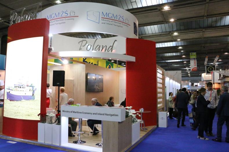 W Brukseli wystartowały targi SeaFood Expo Global - GospodarkaMorska.pl
