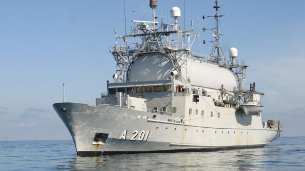 Saab wybrał Stocznię Remontową Nauta do budowy statku wywiadowczego szwedzkiej Marynarki Wojennej (wideo) - GospodarkaMorska.pl