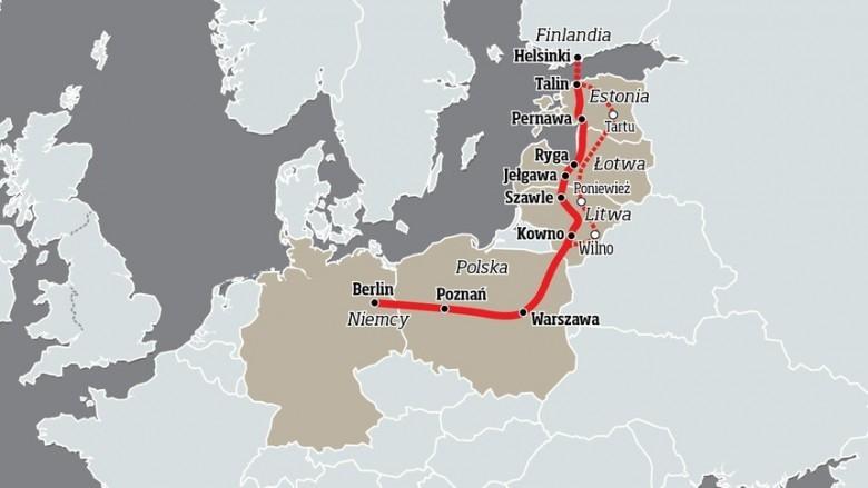 Rusza przetarg na ostatnie odcinki trasy Via Baltica - GospodarkaMorska.pl