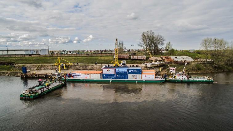 Materna: przywrócenie żeglowności na rzekach jest potrzebne - GospodarkaMorska.pl