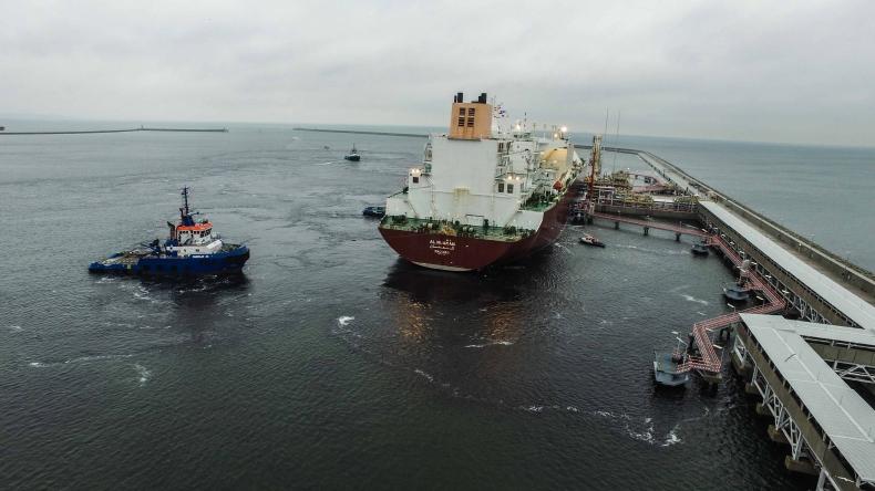 Sadurska: kontrakt na dostawę LNG z USA korzystny dla bezpieczeństwa energetycznego - GospodarkaMorska.pl