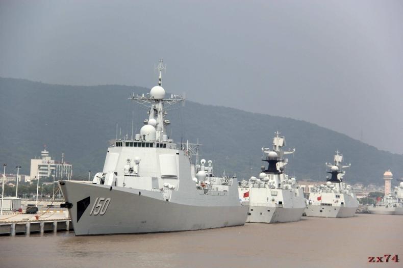 Filipiny: pierwsza od dekady wizyta chińskich okrętów - GospodarkaMorska.pl
