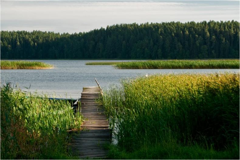 Ruszył wodny sezon turystyczny na jeziorach Wigierskiego Parku Narodowego - GospodarkaMorska.pl