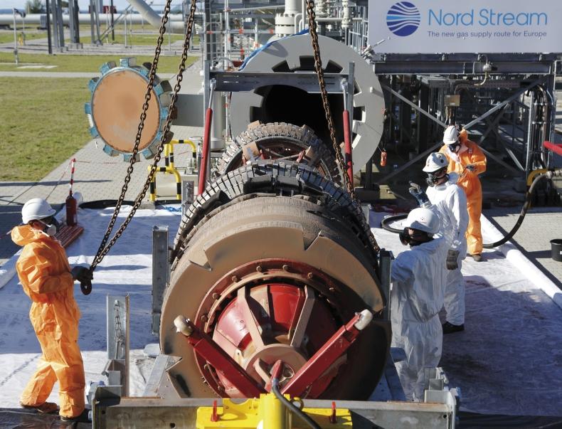 Rosyjska prasa: kredyt pomostowy na Nord Stream 2 - GospodarkaMorska.pl