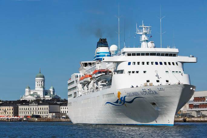 W tym roku Helsinki odwiedzi 270 wycieczkowców - GospodarkaMorska.pl