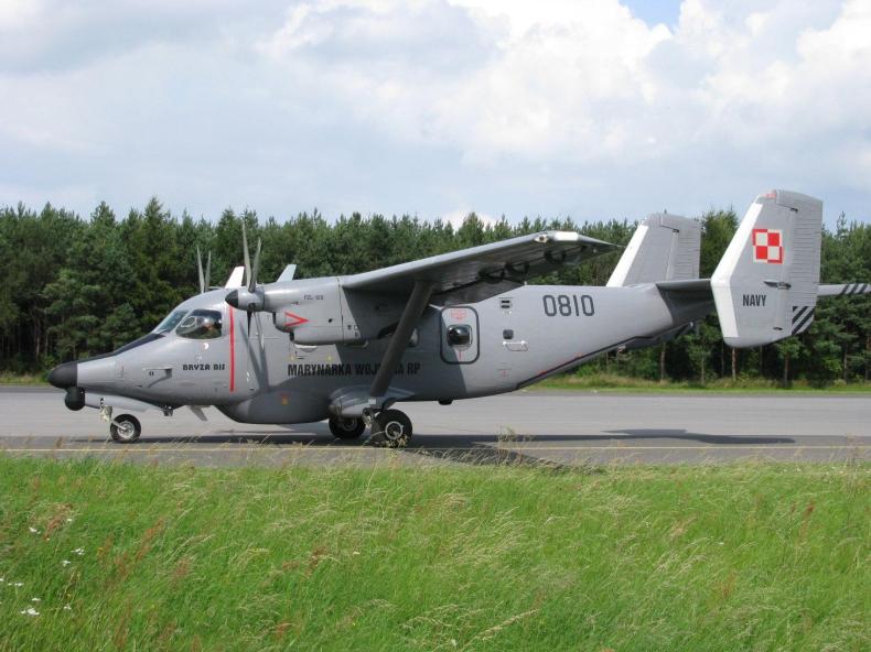 Inspektorat Uzbrojenia przygotowuje się do zakupu samolotów dla MW - GospodarkaMorska.pl