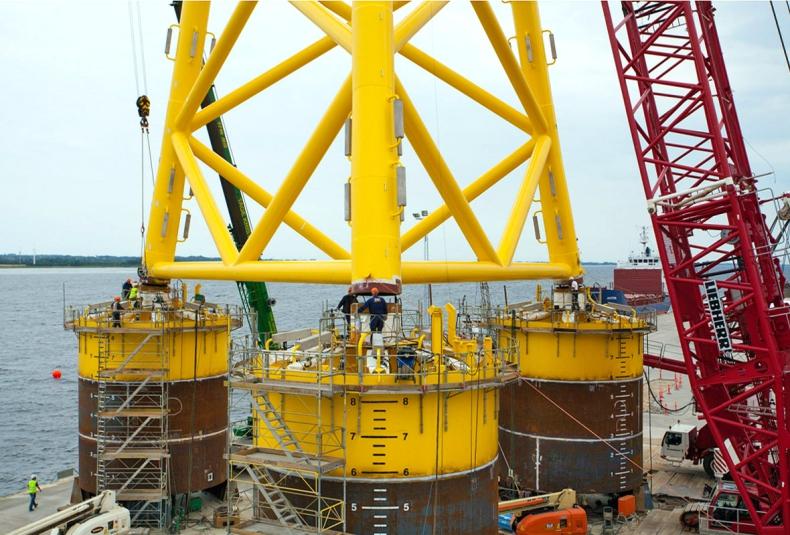 Stocznia H&W wykona specjalne konstrukcje dla szczecińskiego zakładu offshore - GospodarkaMorska.pl