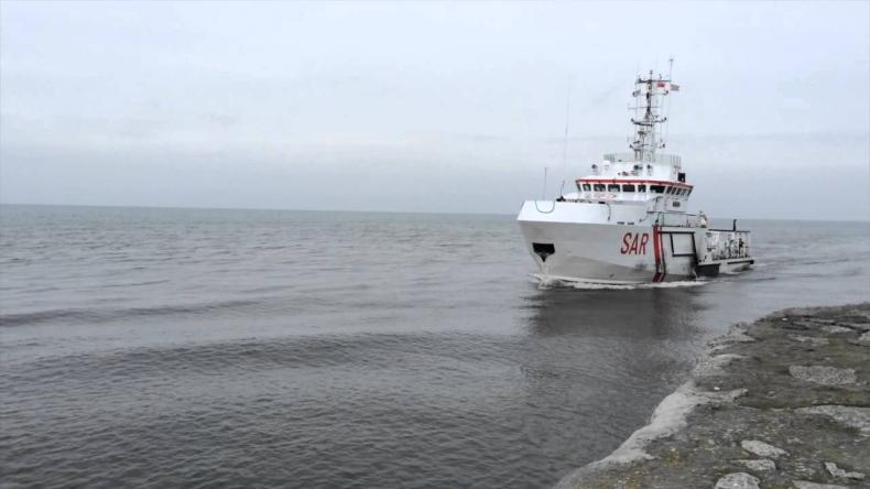 Zakończono poszukiwania żeglarzy na Zalewie Szczecińskim - GospodarkaMorska.pl
