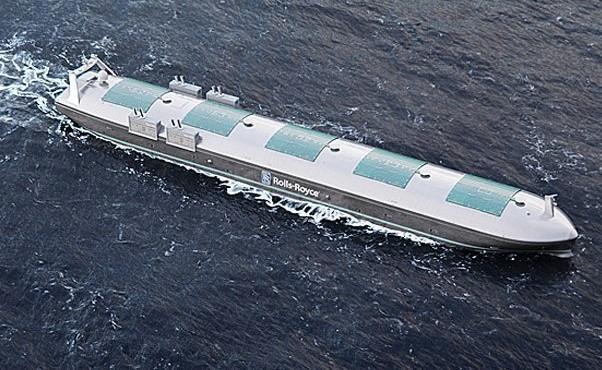 Transoceaniczne bezzałogowe statki mają zacząć pływać w 2035 r. - GospodarkaMorska.pl