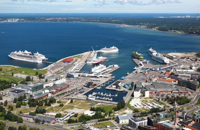 Port Helsinki zainteresowany zakupem udziałów w porcie Tallinn - GospodarkaMorska.pl