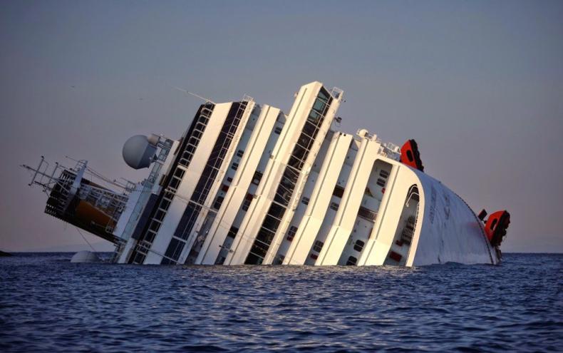 We Włoszech kapitan statku Costa Concordia prawomocnie skazany na 16 lat więzienia - GospodarkaMorska.pl