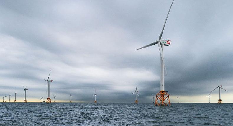 Turbiny Sevion zostaną zainstalowane na dużej farmie wiatrowej na Morzu Północnym - GospodarkaMorska.pl