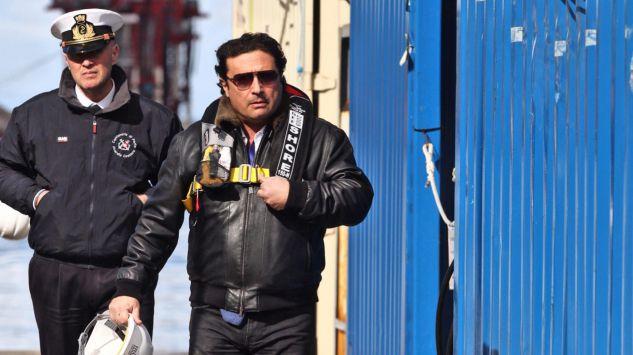 Włochy: Kapitan Costy Concordii w pojedynczej celi w więzieniu - GospodarkaMorska.pl