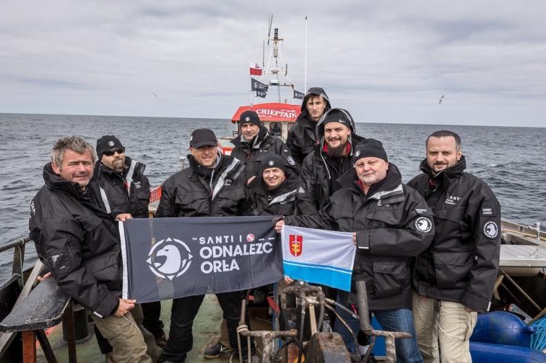 """Ekspedycja """"Santi Odnaleźć Orła"""" po raz czwarty wyrusza na poszukiwania - GospodarkaMorska.pl"""