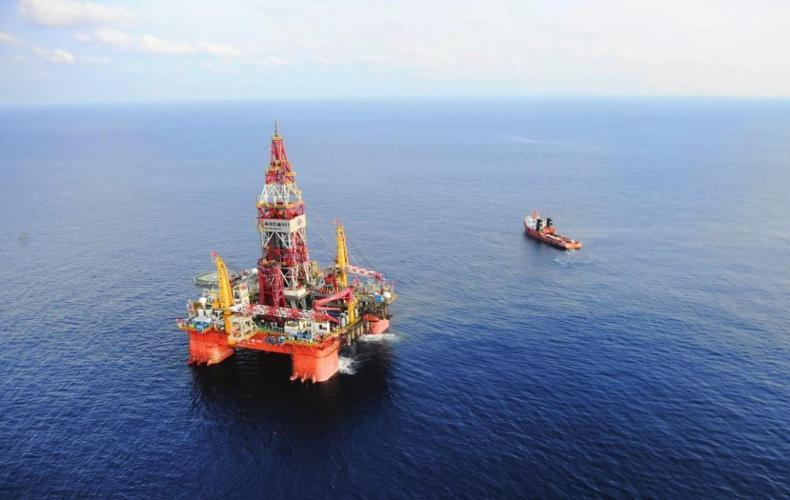 Chiny rozpoczęły wydobywanie metanu z tak zwanego palnego lodu spod dna morskiego - GospodarkaMorska.pl