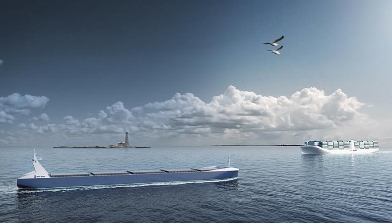 Bezzałogowe statki pojawią się na Bałtyku do 2025 roku - GospodarkaMorska.pl