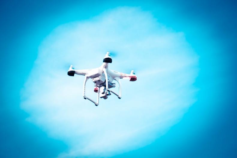 PRS wykorzystuje drony do inspekcji statków - GospodarkaMorska.pl