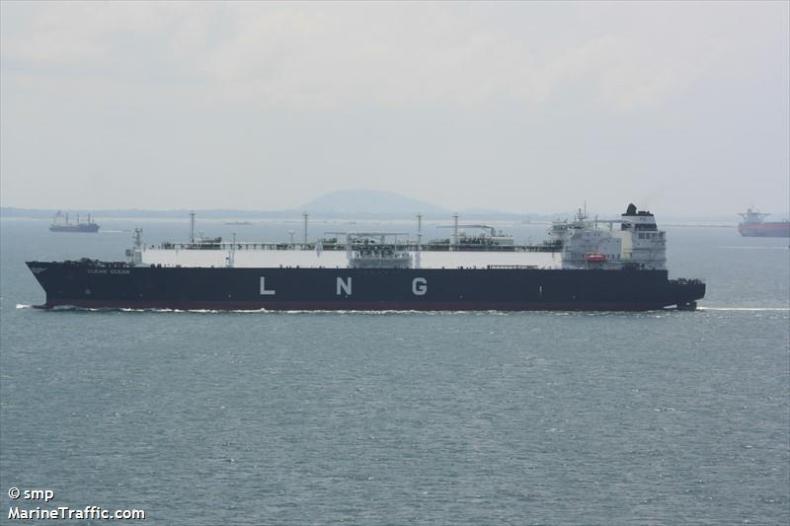 7 czerwca Clean Ocean zawinie do Świnoujścia. Historyczna dostawa amerykańskiego LNG do Polski - GospodarkaMorska.pl