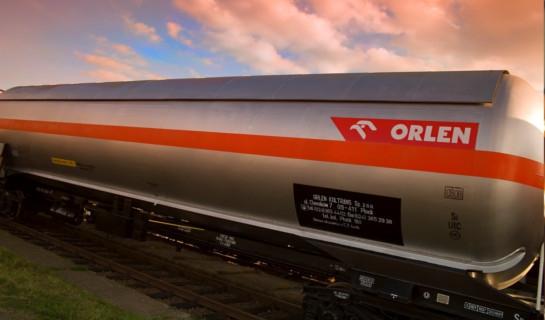 PKN Orlen integruje transport kolejowy swojej grupy kapitałowej - GospodarkaMorska.pl