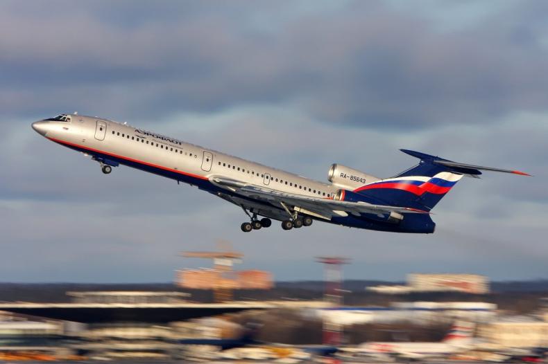 Rosja: Błąd kapitana możliwą przyczyną katastrofy Tu-154 nad Morzem Czarnym - GospodarkaMorska.pl