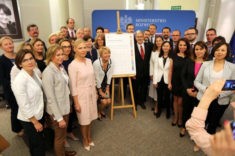 Powstało partnerstwo na rzecz realizacji Celów Zrównoważonego Rozwoju - GospodarkaMorska.pl